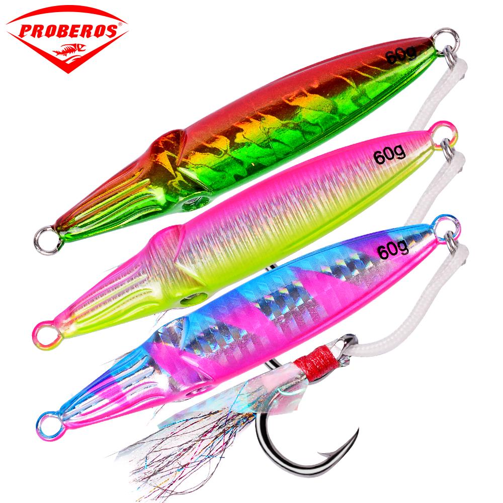 4pcs//lot 10g 8.5cm Fishing lures soft bait lead fishing jig wobbler rubber Lure
