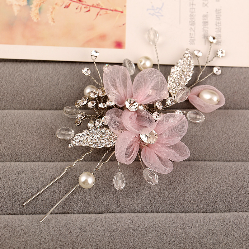 Silver Hairpins (4)