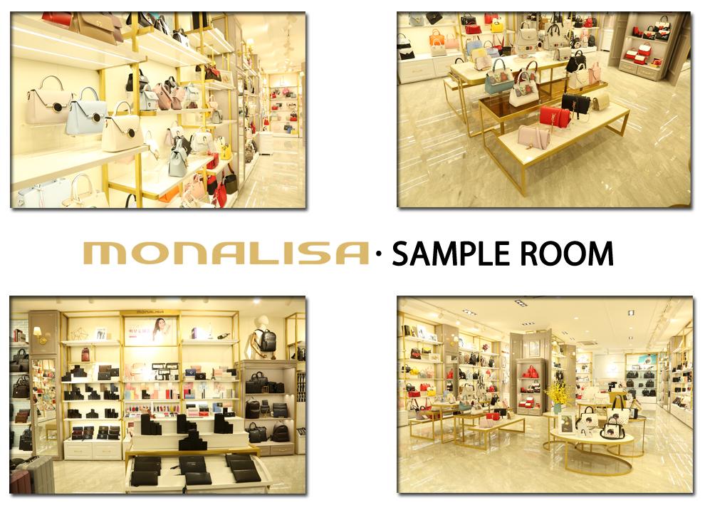 Monalish sample room