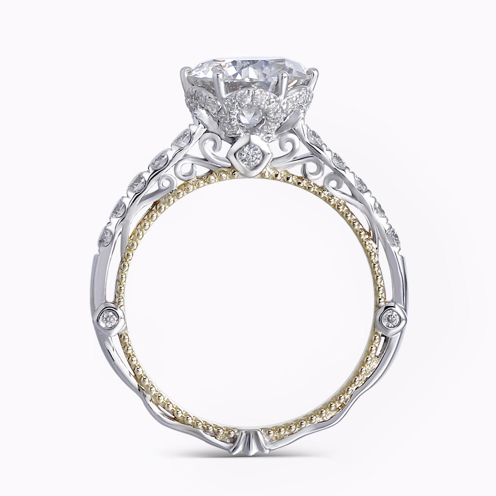 moissanite engagement ring (4)