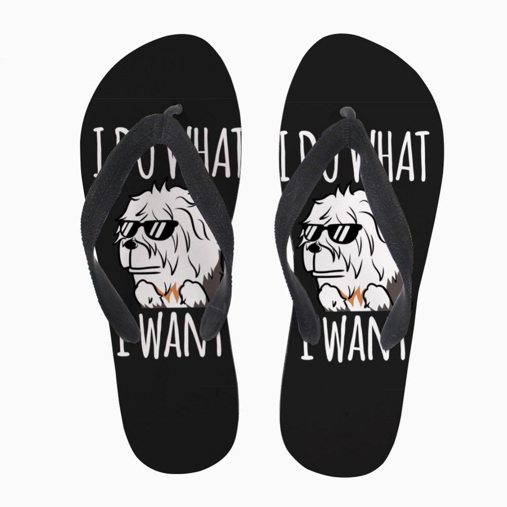slippers Schuhe ROTTWEILER Damen Hausschuhe