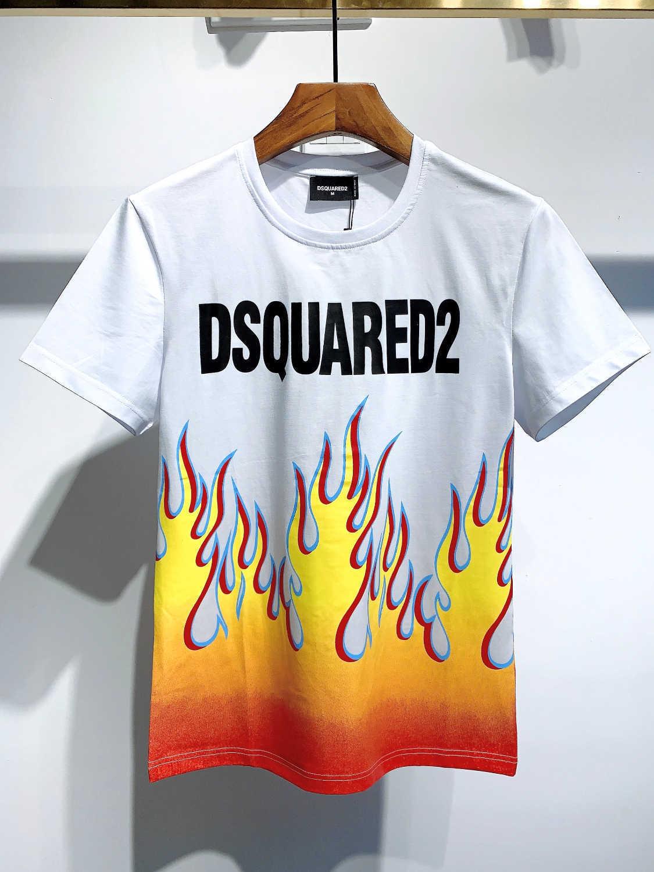 Pop Primavera E Verão Original Design Os homens e mulheres camiseta de algodão puro e mangas curtas camiseta Exquisite Tamanho de impressão M-3XL