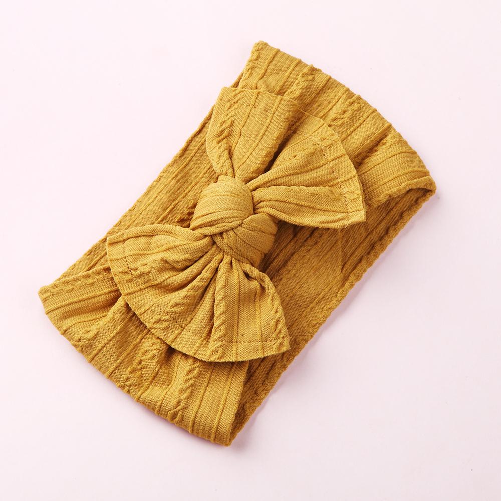 Femmes Filles Hairband Serre-tête Cheveux Accessoires Perle Torsadé Tressé Cheveux Bande