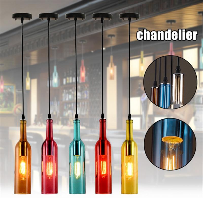 Beleuchtung LED Weinflasche Untersetzer Esszimmer Accessoire Geschenk modern