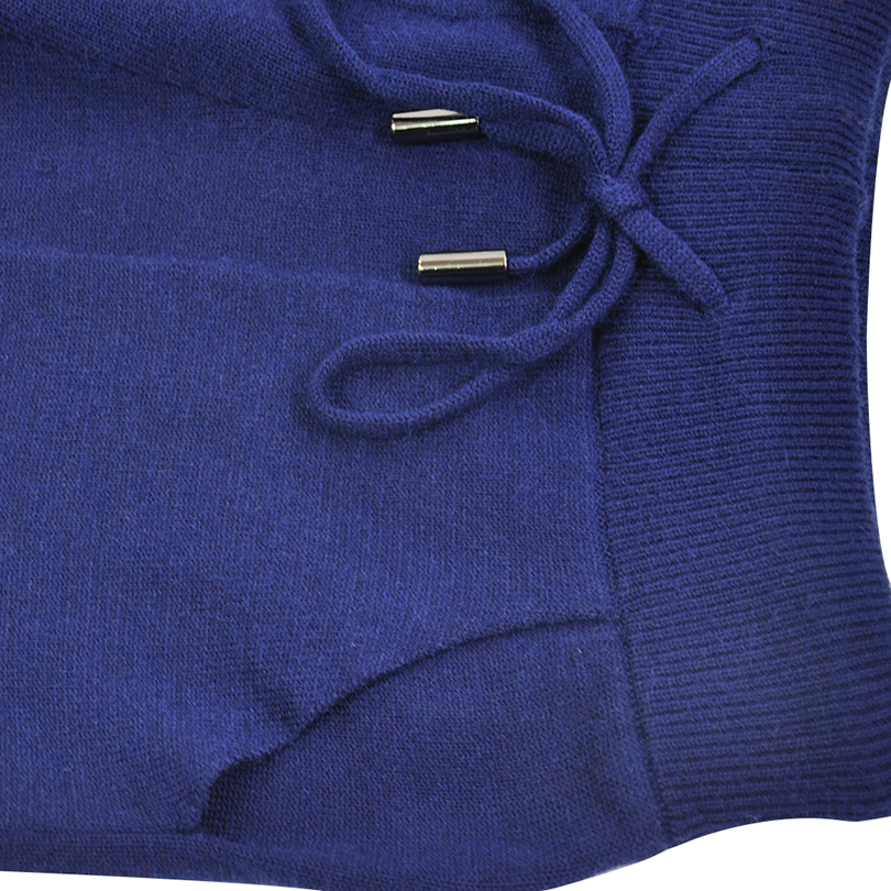 lined knit suit real photo (12)