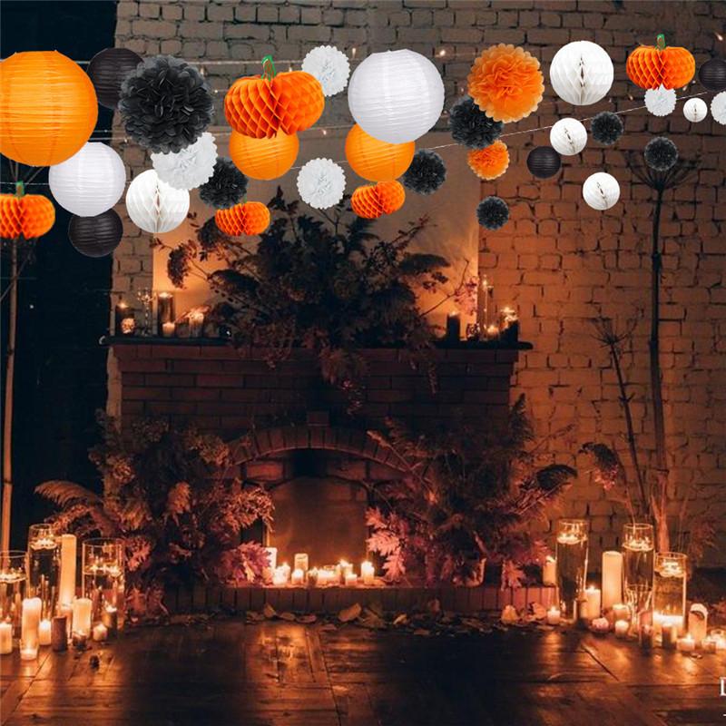 18pcs Hallween party decoration 4