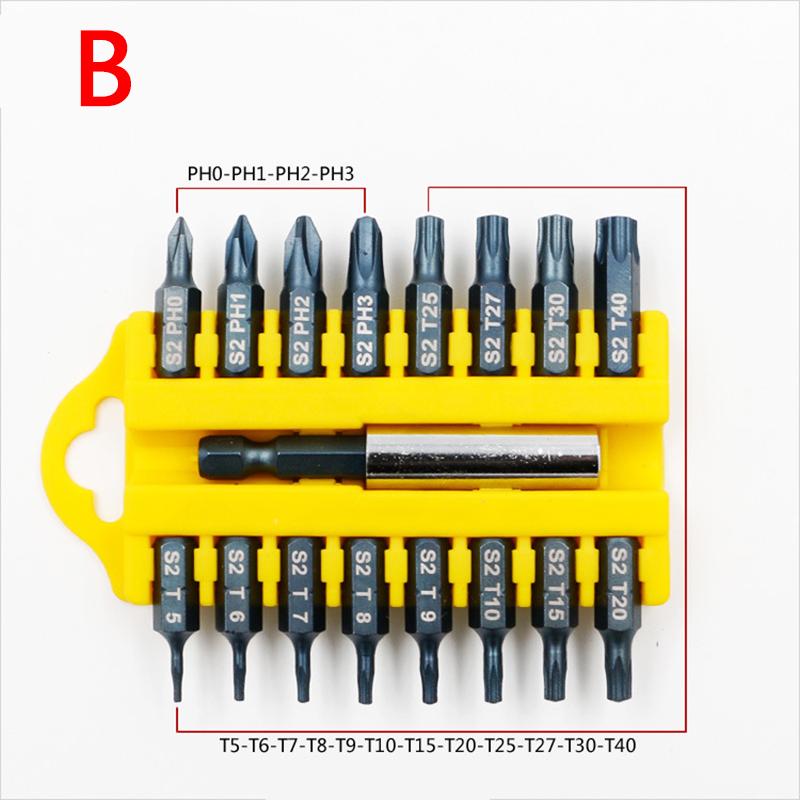 1Pcs 1//4 Sechskant Schaft Schraubenzieher Schnell Freigabe Extension Halter Bit