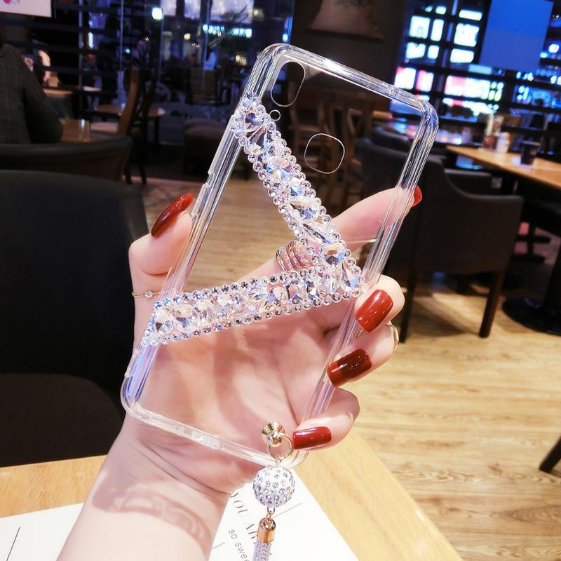 V shape diamond handmade (1)
