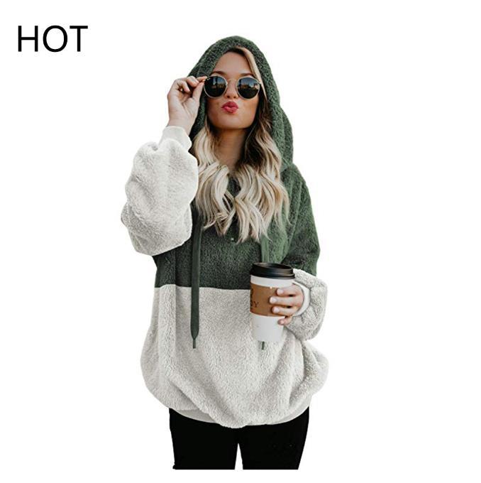 Yayu Women Sweatshirt Girl Hoodies Cute Cat Ear Novelty Printed Pullover