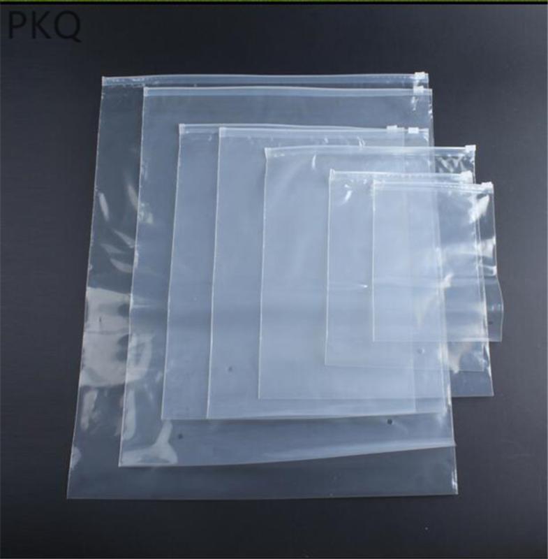 reisen lagerung beutel zipper schloss plastiktüte klare und transparente