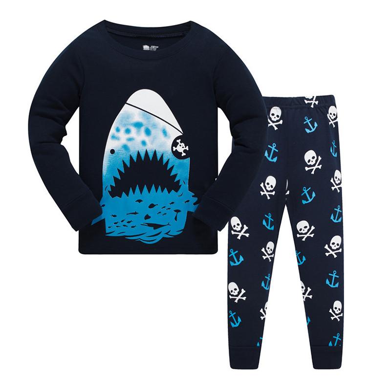 boys girls pajamas set
