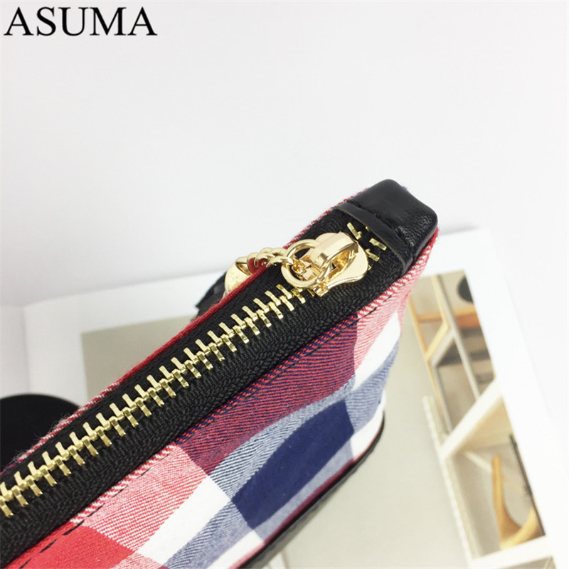 plaid canvas clutch (15)