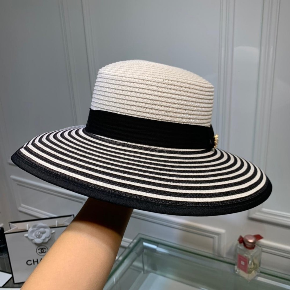2019 sinamay chapeaux église large fedora bord plage de paille mode écharpe réglable blanc plat pour les femmes et les hommes UV pare-soleil