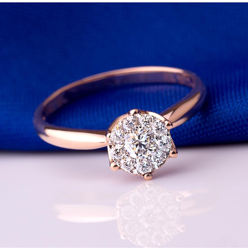 women ring diamond