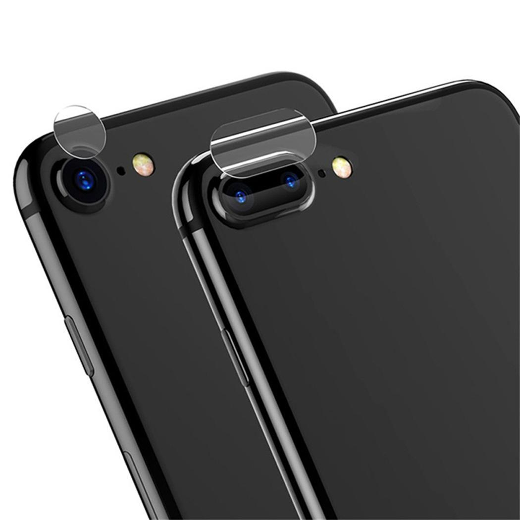 Pellicola protettiva piena di vetro temperata della protezione dello schermo della lente della fotocamera posteriore di modo il iphone 7 6 6plus 7plus