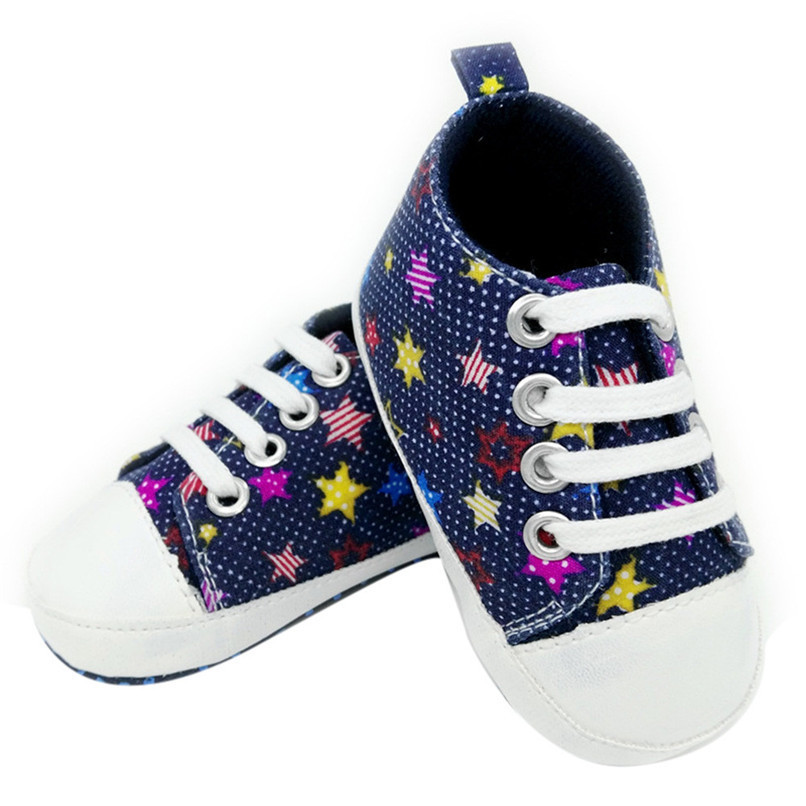 Baby Shoes Sneaker Anti-slip Soft Sole Toddler Colorful Canvas Shoes NDA84L16 (6)