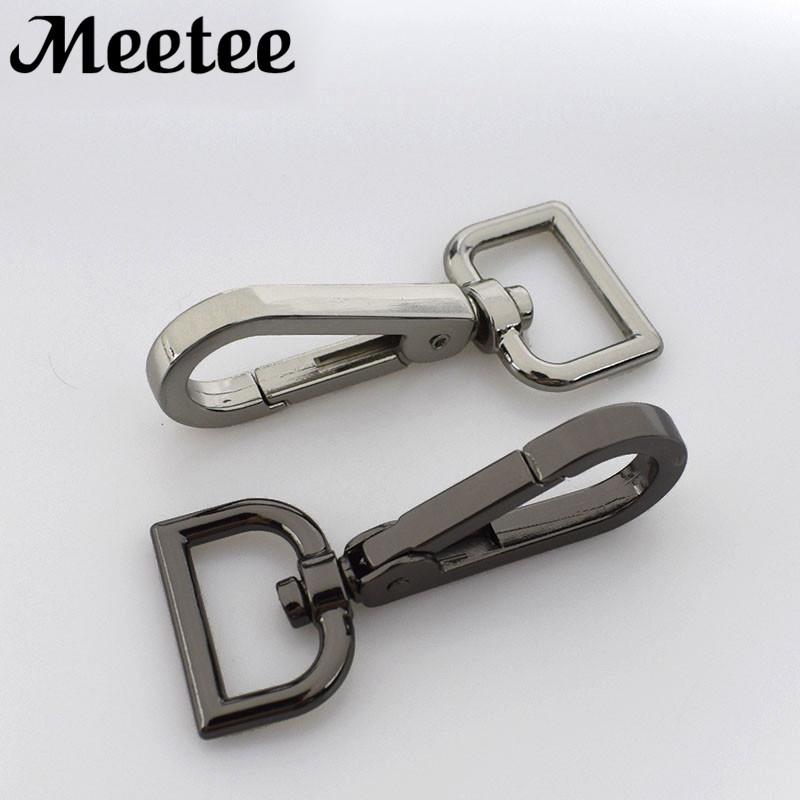 Gatillo de doble gancho de latón clips de níquel de acero inoxidable reemplazo de plomo de perro
