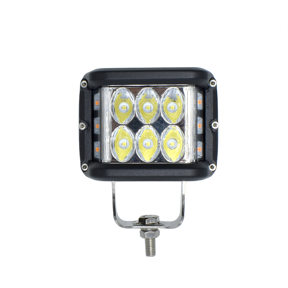 115P 2 Stück LED Zusatzscheinwerfer Scheinwerfer Arbeitsleuchte Offroad 12v//24v
