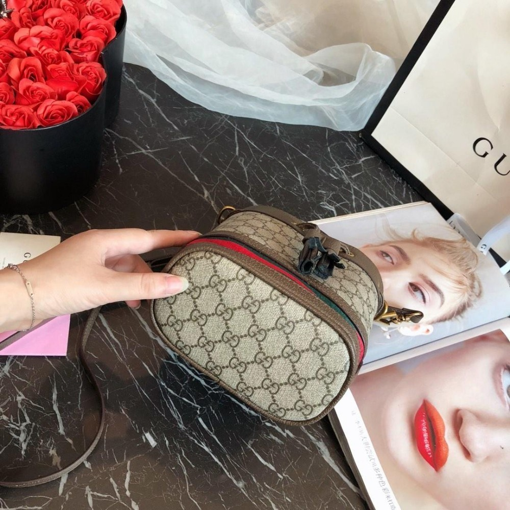 Bags Cross Body High Quality Sheepskin Material Handbag Fashion Diamond Lattice Saddle