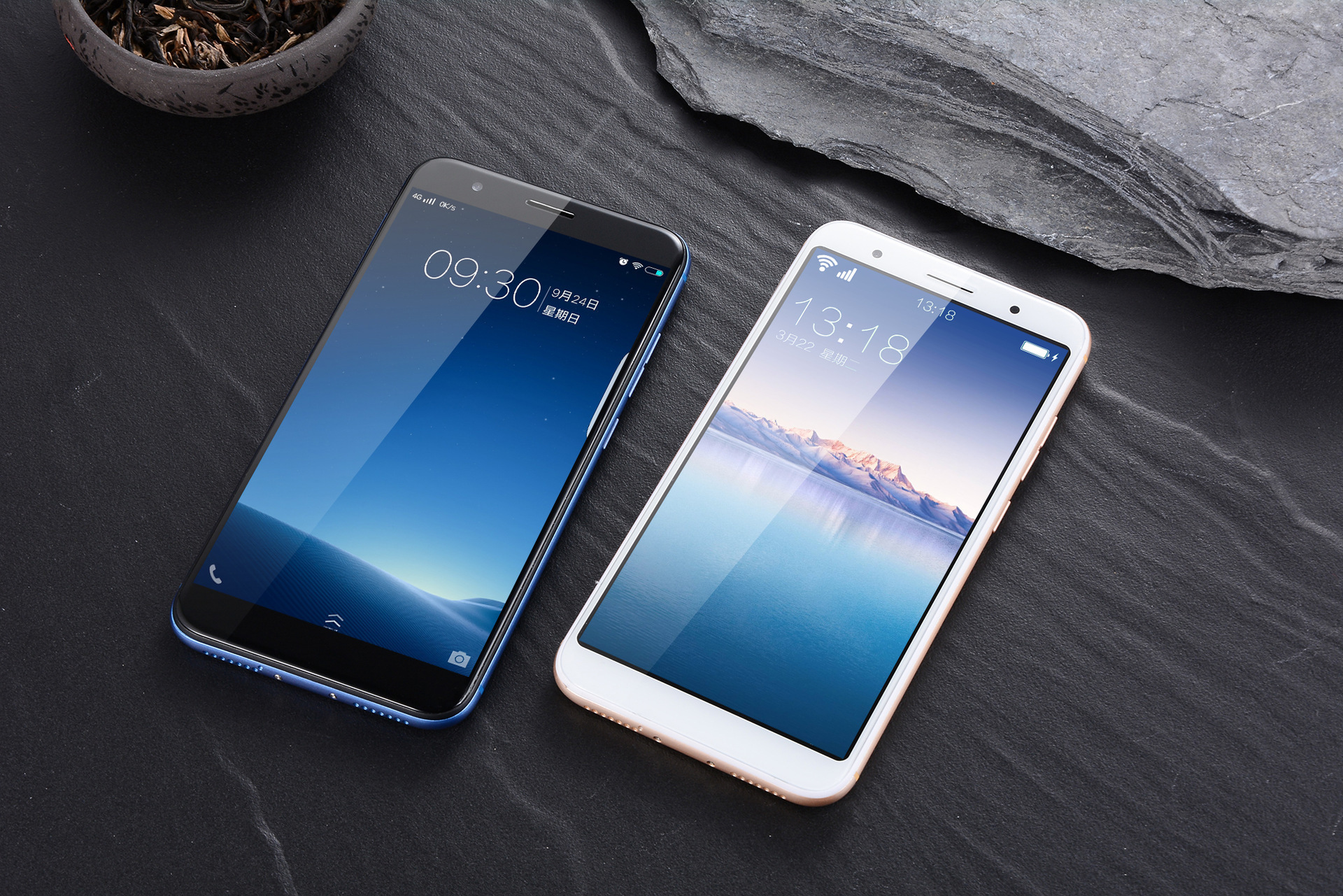 Edition Comprehensive Screen Mobile Phone Ten Kernel Full Cnc 4g Curved Surface Nothing Frame Face Unlocking Full Cnc Security Excellent