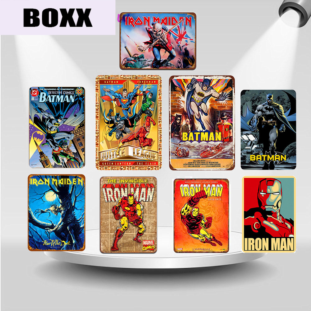 Batman Begins DC Superheroes Movie Silk Fabric Poster 13x20 24x36 Wall Decor 8