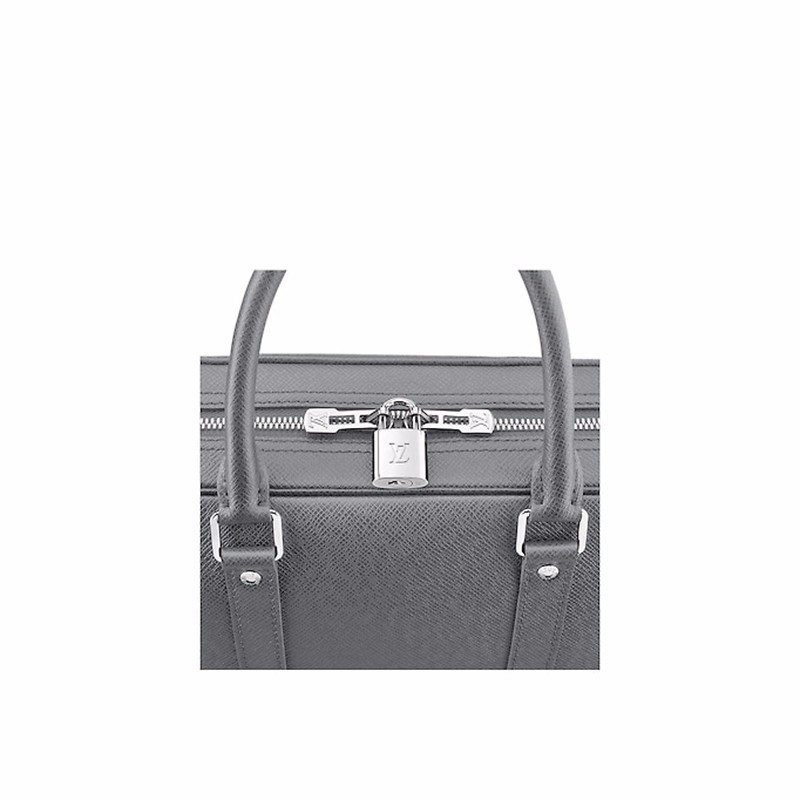 / men's bag Porte-Documents Voyage small briefcase mentioning official document computer bag M30640