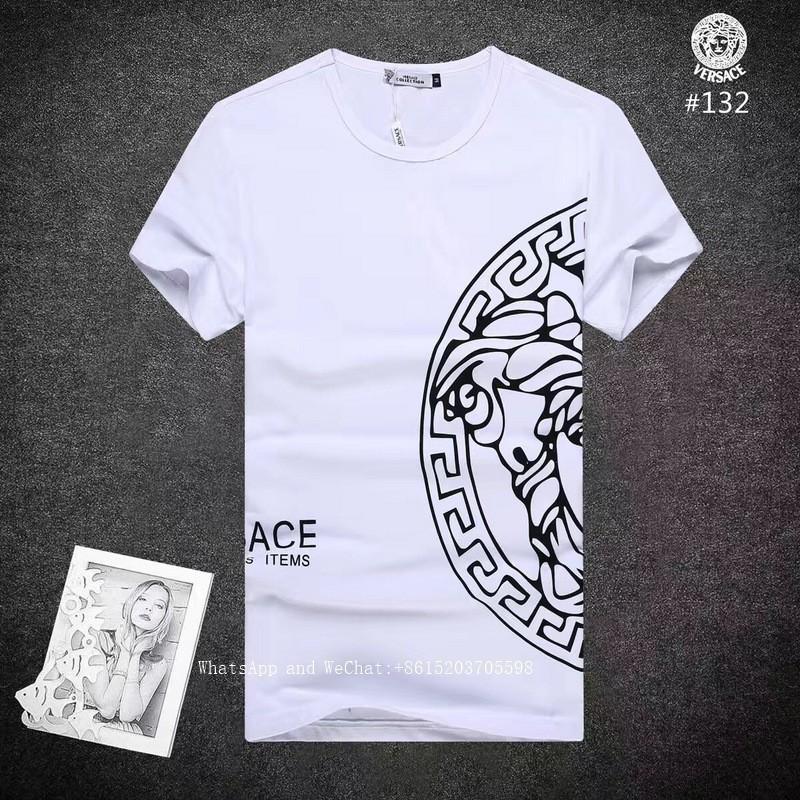 Camisetas Para Homens Novo Padrão Homem T Pity Algodão Puro de Manga Curta Em Torno Do Pescoço de Renderização Superior Sem Forro Vestuário auto-cultivo