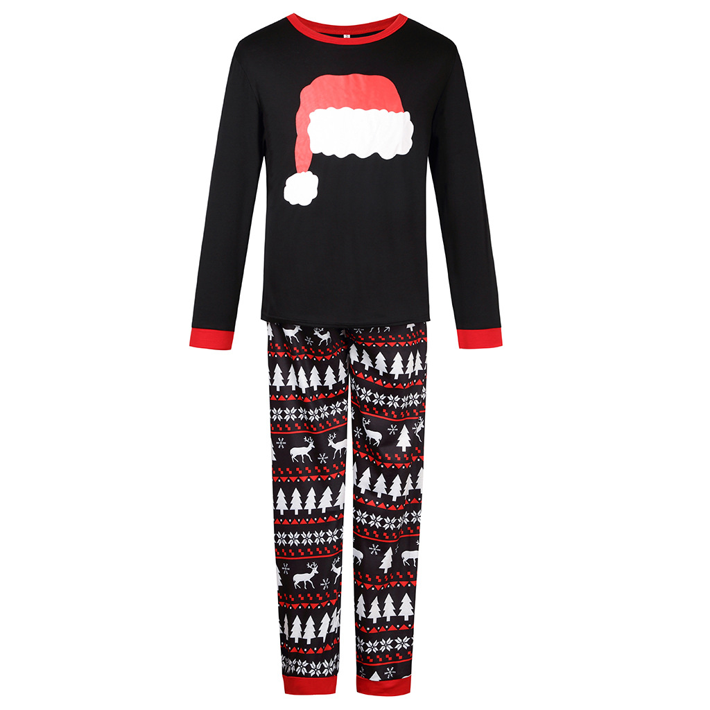 Christmas Pj.Family Matching Christmas Pajamas Set Top And Long Pants Sleepwear Homewear Pj Sets Best Clothing For Family Portraits Family Photos Gone Wrong From