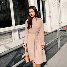 Sommer-Druck-Blumen-Frauen-Kawaii-Kleid-Koreanische-Beil-ufige-Lange-H-lse-Mid-Waden-Kleid-Vintage (1)