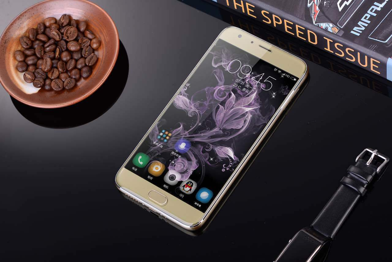 5.5 Inch Intelligence Mobile Phone 4g Full Cnc Mobile Phone Perfect Root Group Control Integrated Machine Can Eom