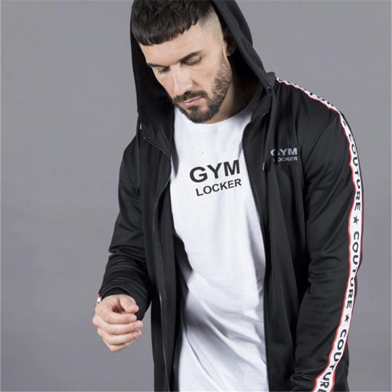 sport Set Running Gym Sportswear Tracksuits-3