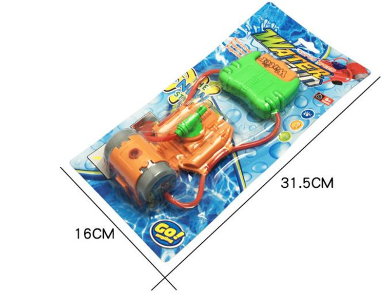 Hot sale children's wrist water gun hot sale high quality children plastic water gun cheap children summer beach toys