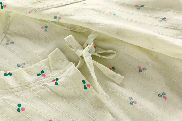 Japanese kimono baby romper D-6
