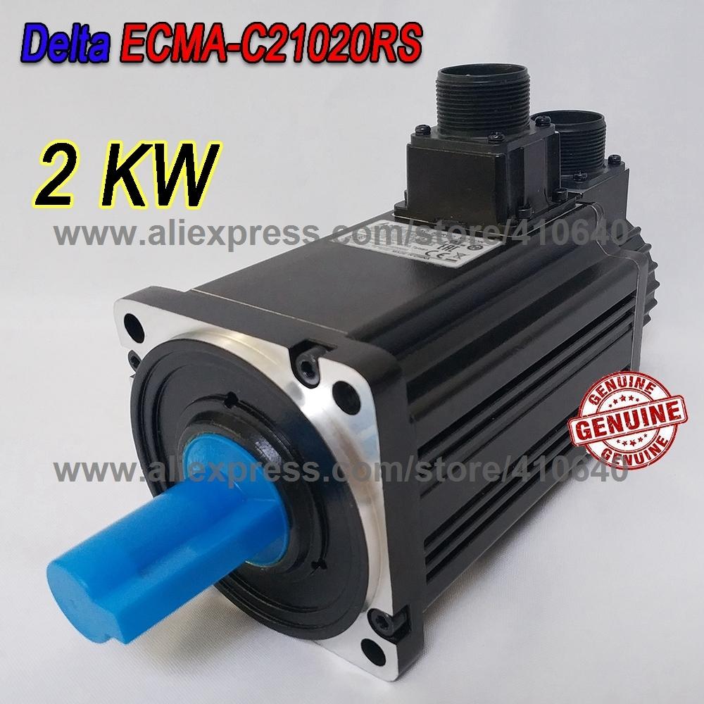 Delta 2KW Servo Motor ECMA-C21020RS 00