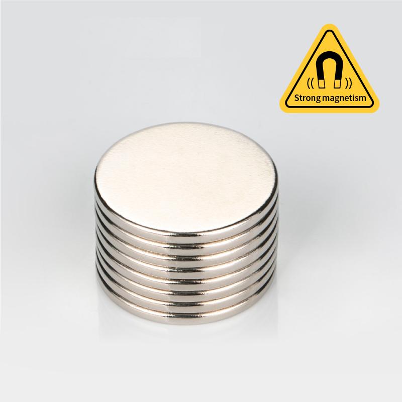 40pcs 10mm x 1mm FORTI TERRE RARE NEODIMIO DISCHI magneti Rotondo Sottile