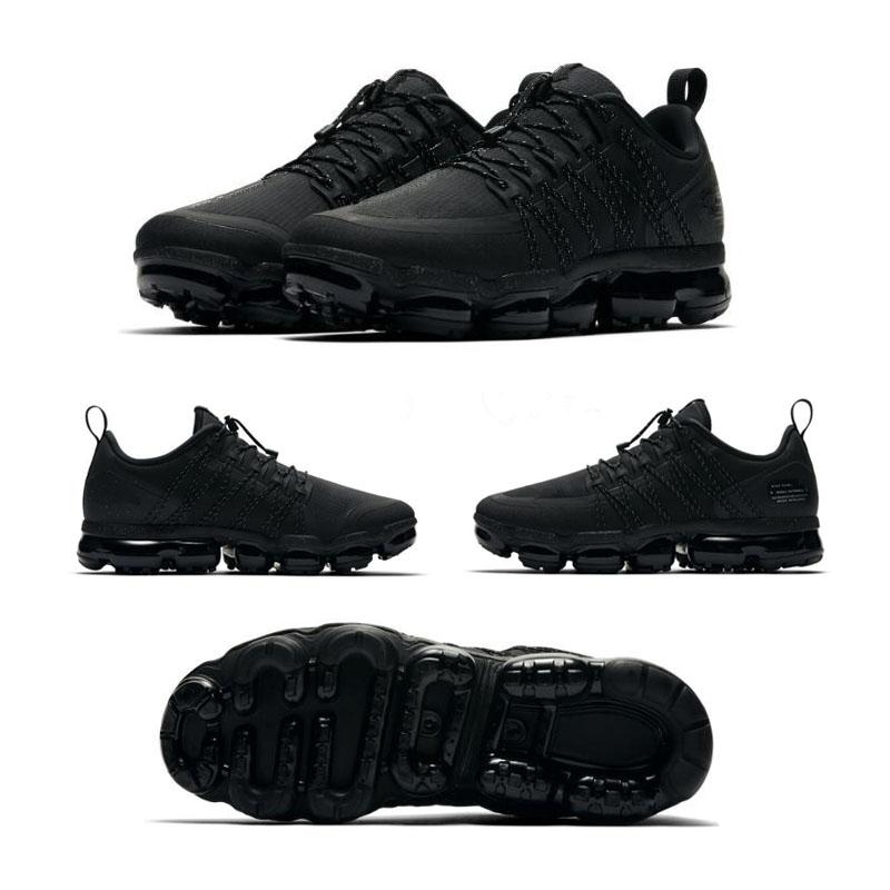 Run Utility 2019 Mens Running Shoes Black White Anthracite Triple Medium Olive Burgundy Crush Men Women Sports Sneakers