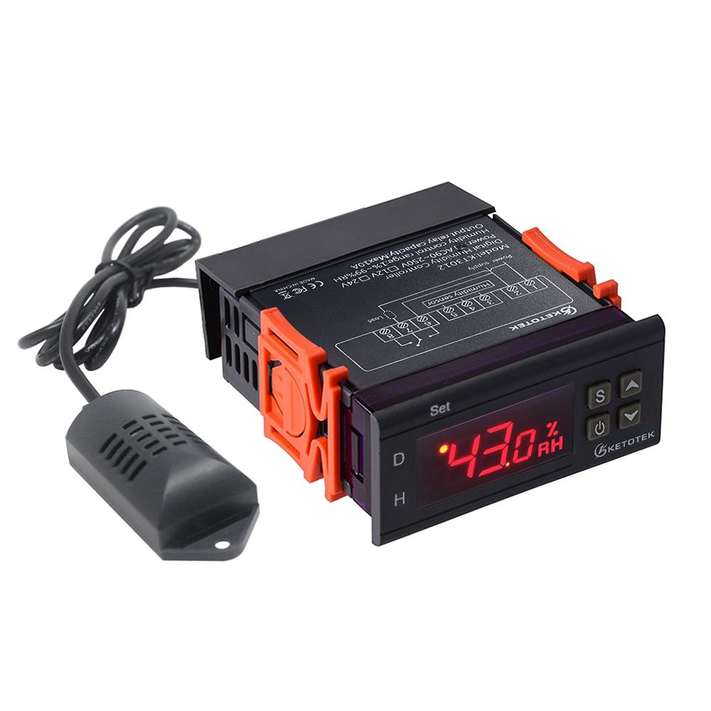 Hygromètre Hygrostat humidité régulateur humidité régulateur humidité Humidity