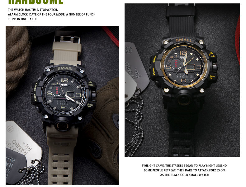 9 mens watches chronograph