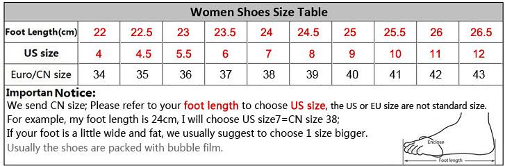 2016new-women-size