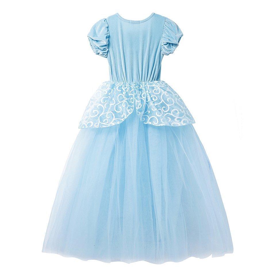 Cinderella Cosplay Costume (3)