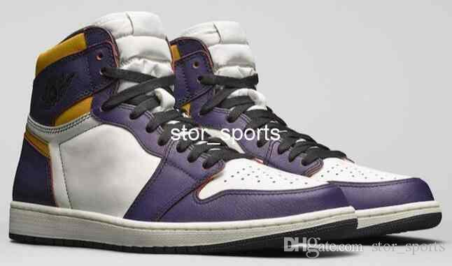 2019 New Sb X 1 Defiant 1 High Og Court Purple Light Bone Basketball Shoes Mens Women 1s Sb Sports Sneakers Eur 36-46