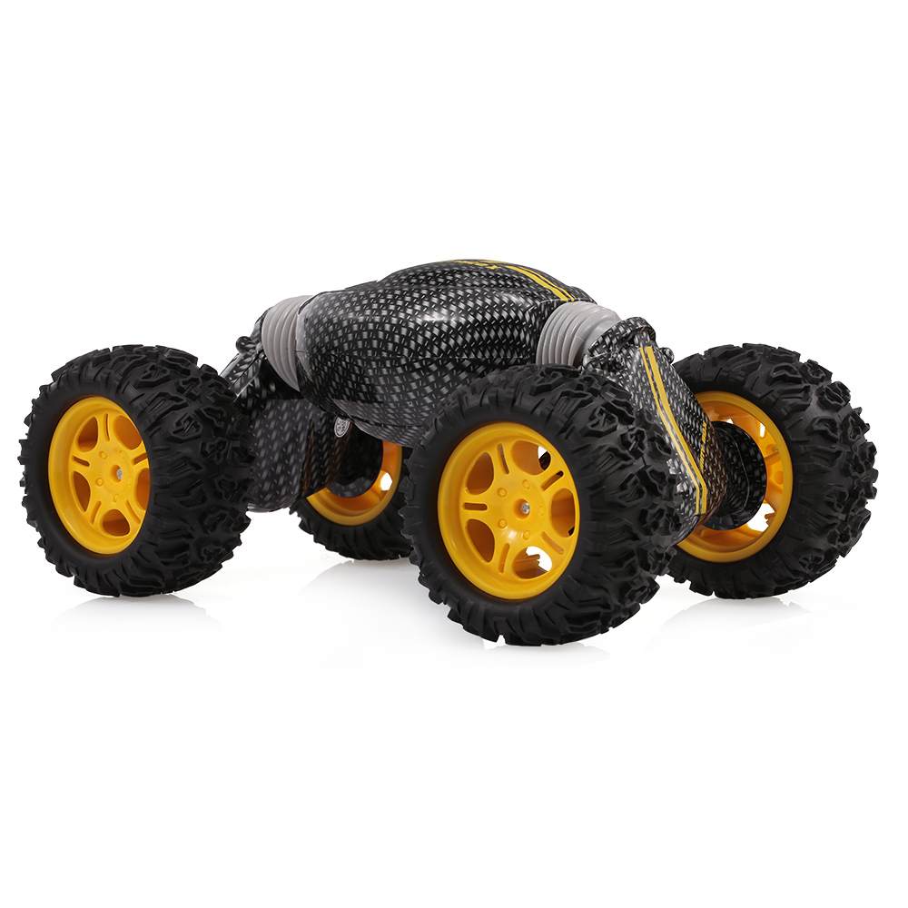 RC Cars One Key Transform RC Stunt RC Car 2.4G 4WD All-terrain Vehicle Crawler for Kids Adults Outdoors Toys
