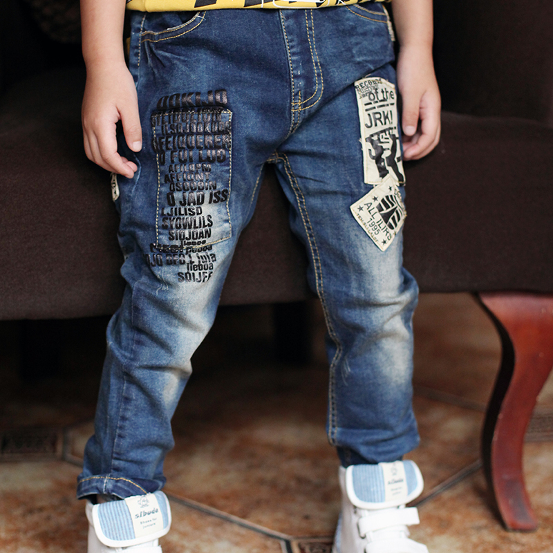 2017-Newest-Spring-and-Autumn-Children-s-trousers-Kids-baby-Letter-stitching-Pants-boy-s-Casual (2)