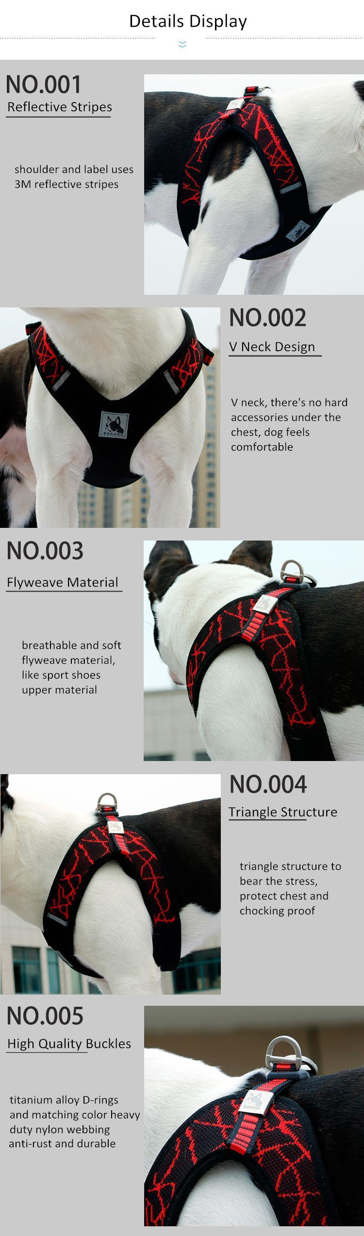Reflective Dog Harness (2)