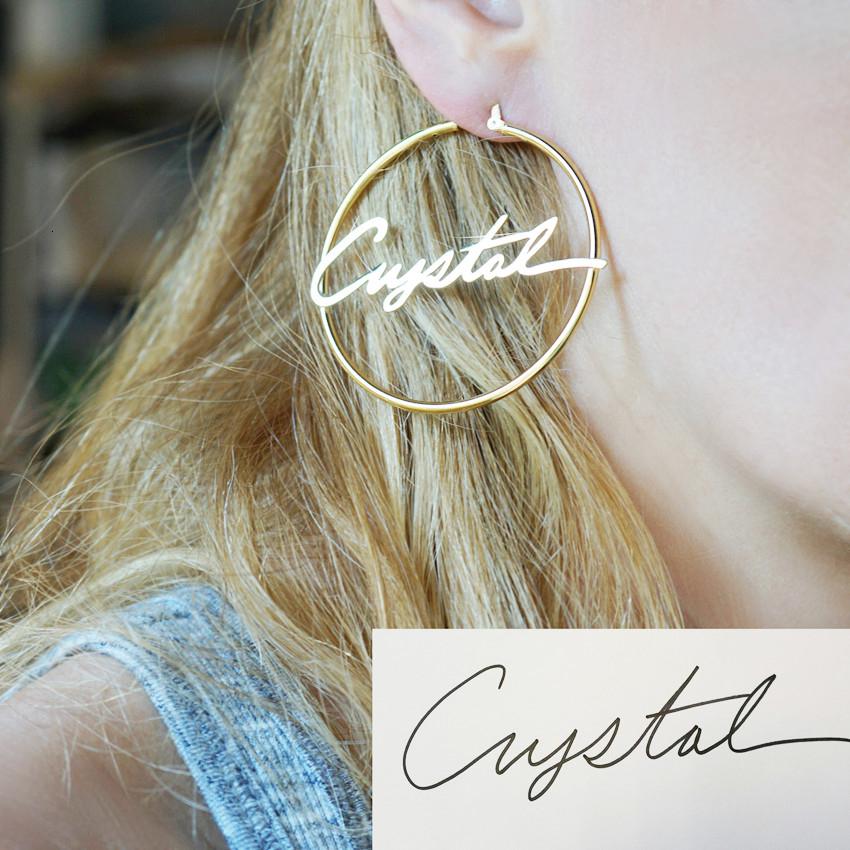2019-personality-girl-earrings-custom-name-ear-ring-golden-hip-hop-ring-stainless-steel-charm-woman
