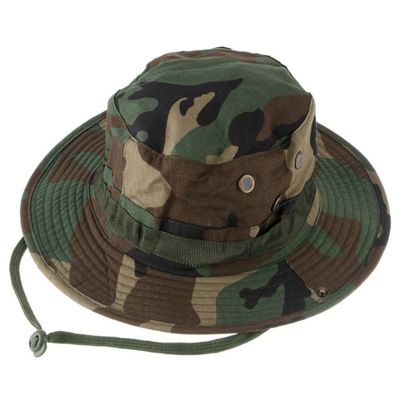 mitad de descuento zapatos de separación brillante en brillo Compre Boonie Hat Multicam Hat Sombrero Táctico Militar Camuflaje Militar  Sombreros Para Hombres A $11.26 Del Asd1689 | DHgate.Com