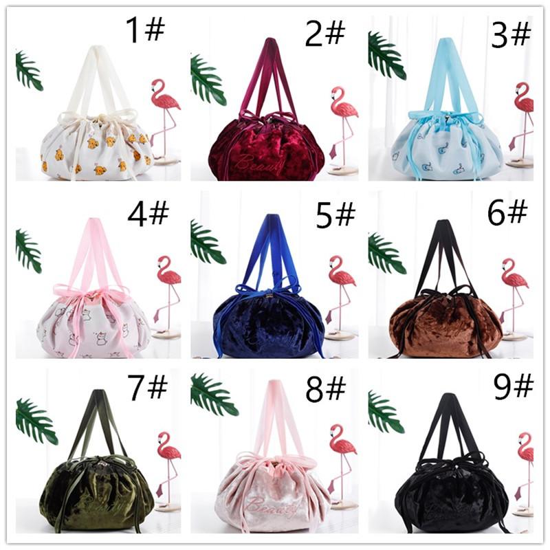 Pouch Nylon Organizer Travel Storage Drawstring Bag 426R Bags Outdoor Waterproof