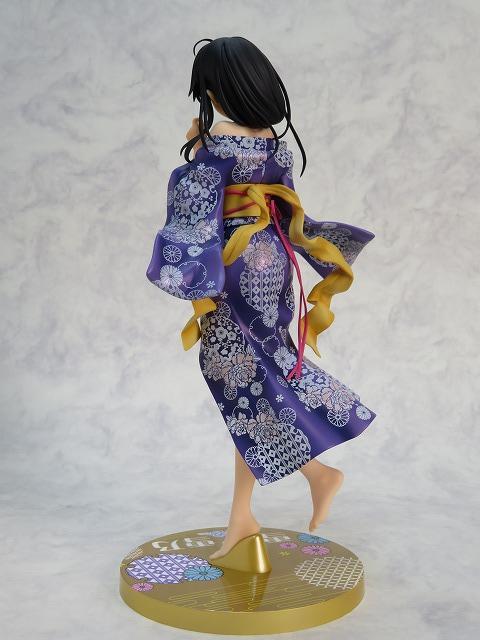 Yukinoshita Yukino anime model figure My youth romantic comedy is wrong as I expected kimono Ver. sexy dolls figurine (12)