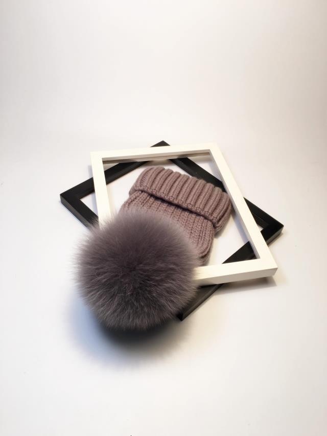 pompom hat fur hat winter hats for women knitted hat winter beanie hat women hat (14)