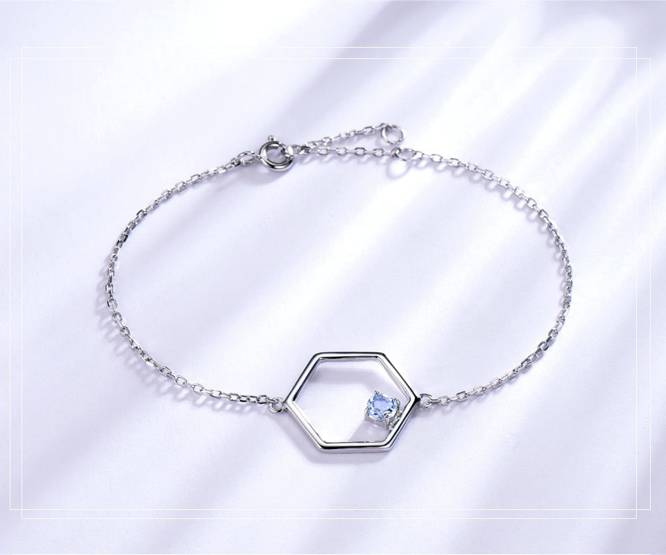 925 sterling silver bracelet for women (5)